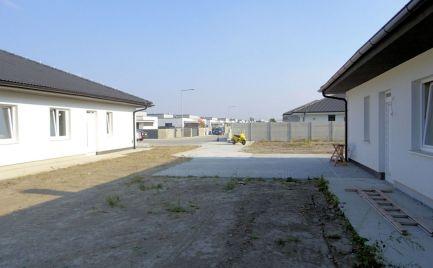 TOP cena skolaudovaného domu v úplne tichej časti obce