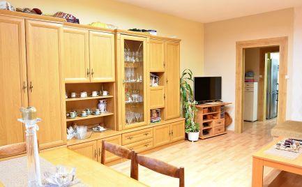 Veľkometrážny 3-izb. tehlový byt, NMn/V