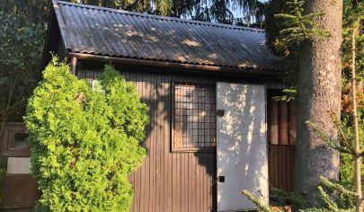 Drevená chatka v Nových Zámkoch na predaj