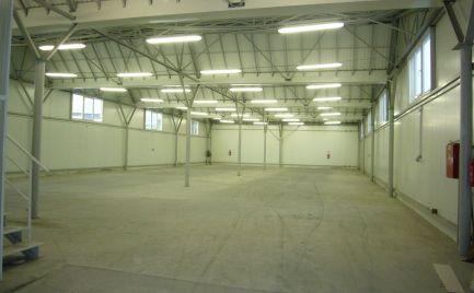 Prenajmem halu na výrobu alebo sklad v Nitre 753m2 vrátane kancelárií.