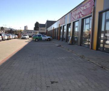 Obchodný priestor na prenájom Liptovský Mikuláš - 60m2