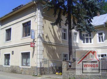 Prenájom Obytná vila - Penzión v obci Hodruša-Hámre