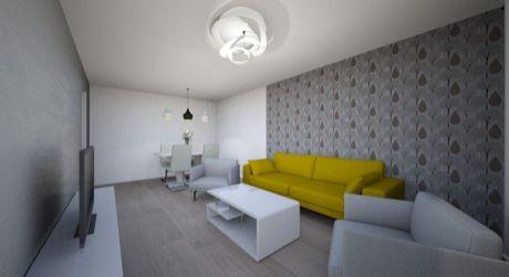 EXKLUZÍVNE 3-izbový byt na Bysterci