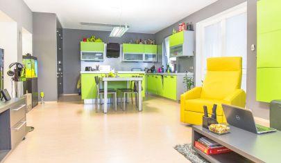 Elegantný 4-izbový byt s terasou Sp. Nová Ves