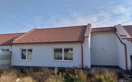 Predáme novovstavbu rodinného domu za výhodnú cenu v Maďarskej Rajke.