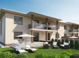 Predaj 3 izb. bytu s balkónom v novostavbe (kol. 9/2018), 76,86 m2, 2 parkov. miesta v cene.
