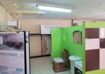 Prenájom - komerčný priestor so skladom v centre mesta 220m2/400€