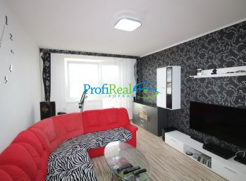 Na predaj 3-izbový byt s balkónom v Poprade, ul. L. Svobodu