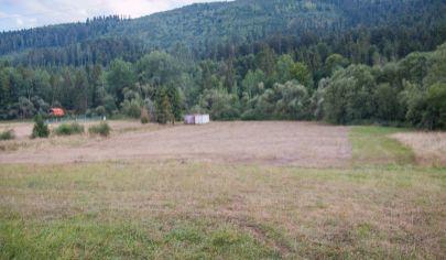 Rekreačný pozemok Novoveská Huta (16 EUR/m2)