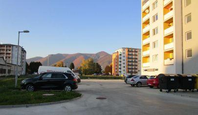 MARTIN 3 izbový byt 79m2 s balkónmi vo výstavbe, Priekopa