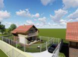 Devínska Nová Ves - pekný stavebný pozemok s vydaným stavebným povolením