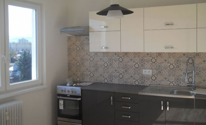 Rekonštruovaný 1-izbový slnečný byt v Liptovskom Mikuláši