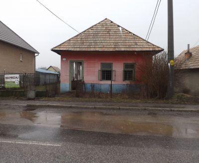 Predaj starší vidiecky dom 3 599 m2  Demandice okres Levice 158079