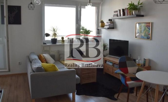 2 izbový byt na ulici Námestie Hraničiarov v novostavbe Dominant