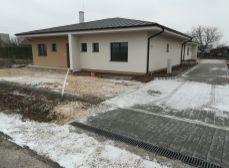 Predávame novostavby 4-izb. RD v Malom Cetíne