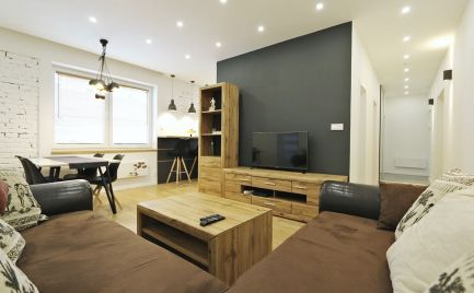 3 Izbový tehlový byt Staré Mesto, 69 m2