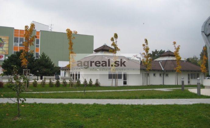 Nebytový priestor reštaurácia v Bratislave-Rači na prenájom