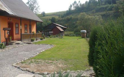 Na predaj rekreačný dom, s pozemkom 795 m2, Čierny Balog, okres Brezno, NÍZKE TATRY cena 50 000€