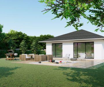 Novostavba rodinného domu Anička na predaj blízko centra mesta Liptovský Mikuláš