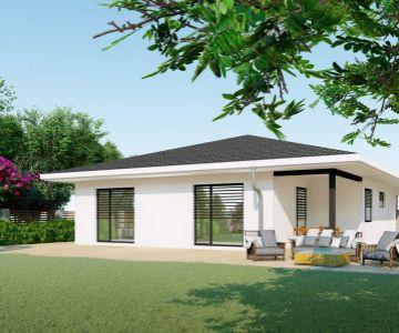Novostavba rodinného domu Andrea na predaj blízko centra mesta Liptovský Mikuláš