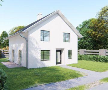 Novostavba rodinného domu Zuzana na predaj blízko centra mesta Liptovský Mikuláš