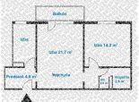 2,5 izb. byt, Haburská ul., po komplet. rekonštrukcii