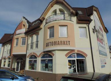 MAXFINREAL - Prenájom kancelárskeho priestoru v Zlatých Moravciach