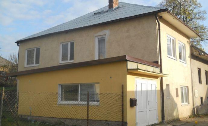 Rodinný dom s garážou v blízkosti Thermal Park Bešeňová