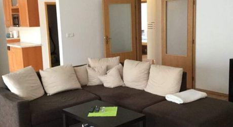 Prenájom 3 izbového bytu v novostavbe s garážovým státím na Žilinskej ulici v centre