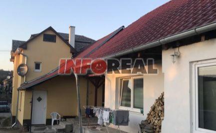 Dom, Kosice okolie -Nizna Hutka ,11 arov pozemok.
