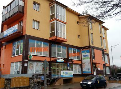 Nadrozmerný byt pri centre Poprad.