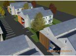 Predaj, 3i byt so 66 m2 záhradou, Rajka, novostavba
