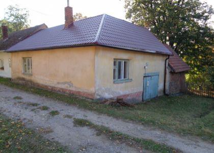 DOMUM - 2i rodinný domček v Starej Turej - Súš, pozemok 4172m2, rekonštrukcia