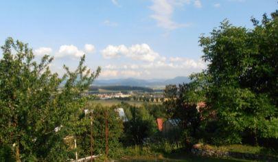 MARTIN záhrada 396m2 v záhradkarskej oblasti, Hrby