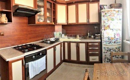 Na predaj pekný 3 izbový byt s loggiou Latorická ul. Podunajské Biskupice