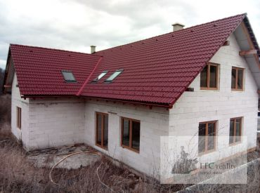 novostavba RD Lukavica - rezervovaný