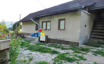 PREDANÉ - Rodinný dom, chalupa, Dolná Ves pri Kremnici