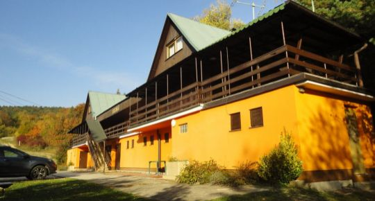 Predaj Penzión Signal 1828 m2 v kúpeľnom meste Bojnice 78088