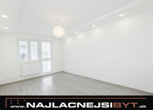 Najlacnejsibyt.sk: BAIII - Nové Mesto, Račianska ul., 4 i, 82 m2, kompletná rekonštrukcia 2018, NOVÁ CENA !!!
