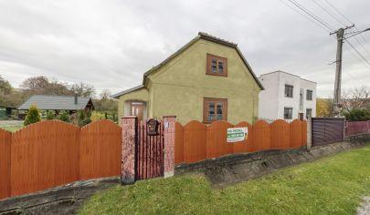 PREDANÉ: Rodinný dom v Krivanoch s krásnym pozemkom