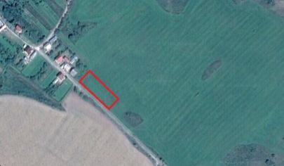 Zaujímavý pozemok v obci Kyjov