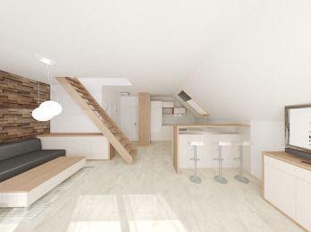 Mezonetový apartmán vo Valči