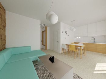 2 izbový apartmán priamo pri svahu Snowland