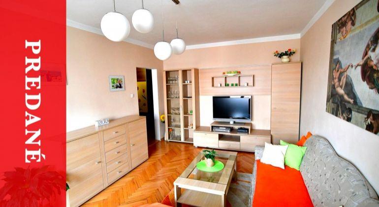 PREDANÝ: Predaj 2i byt na Hlinách VII.