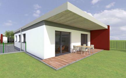 Rodinný dom Novostavba v okolí Žiliny pre Vás a Vašu rodinu
