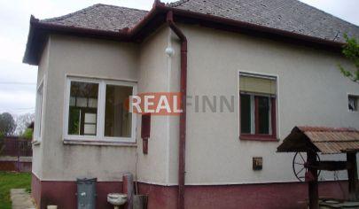 REALFINN - Podhájska /Bardoňovo /  - Rodinný dom, chalupa  na predaj s pozemkom 1275 m2