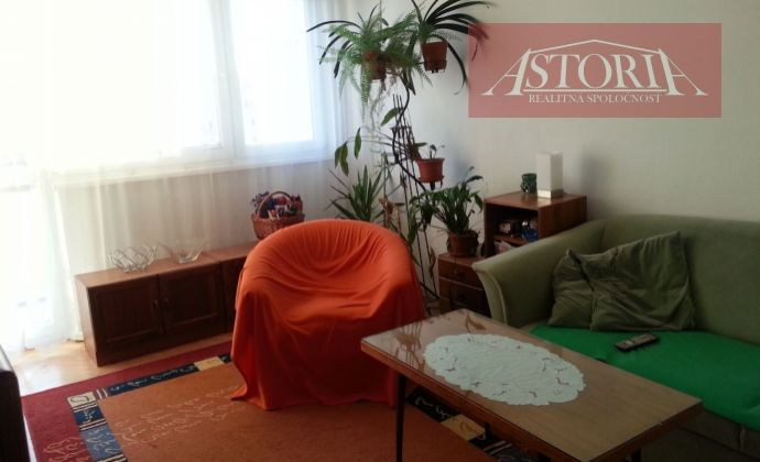 Predaj 4-izb. slnečného bytu 84 m2 Sever  Rezervovaný