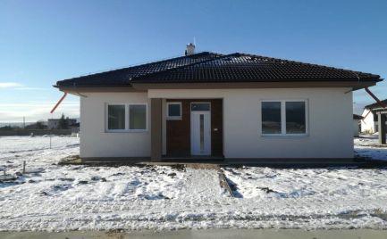 Novostavba - bungalov, Kočovce - časť Rakoľuby
