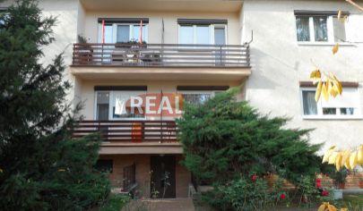 REALFINN Predaj, 3 izbový tehlový byt s garážou a záhradkou, Milionárska Štvrť Nové Zámky