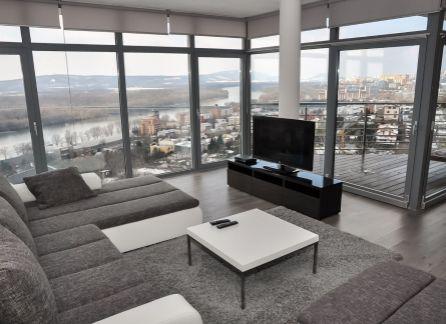 StarBrokers – Prenájom luxusného 2-izbového bytu na hradnom kopci s nádherným výhľadom